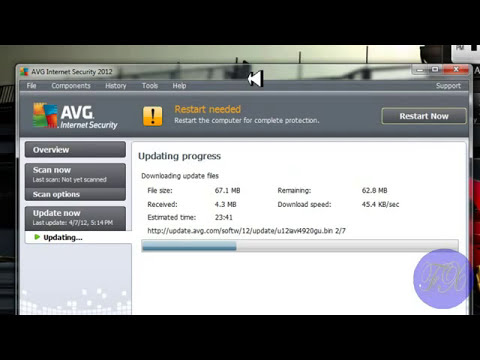 °.¸¸.•´¯`»★ HOW TO GET  AVG ANTIVIRUS 2012 FULL FOR FREE ✫ ☀