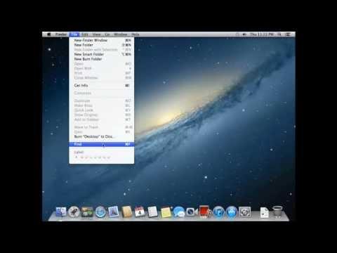 How to Install Mac OS X 10.8 (OS X Mountain Lion) on Windows 8/7 - VMware