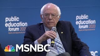 Bernie Sanders On How He Would Fix Public Education | MSNBC