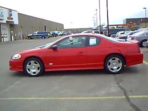 2006 chevy monte carlo ss 5 3l v8 youtube. Black Bedroom Furniture Sets. Home Design Ideas
