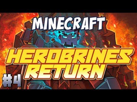 Herobrine's Return - 4 - Epic Cutscene