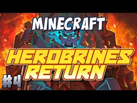 Herobrine's Return - 4 - Epic Cutscene