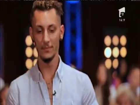 Prezentare: George Secioreanu, concurentul care s-a născut să fie star!