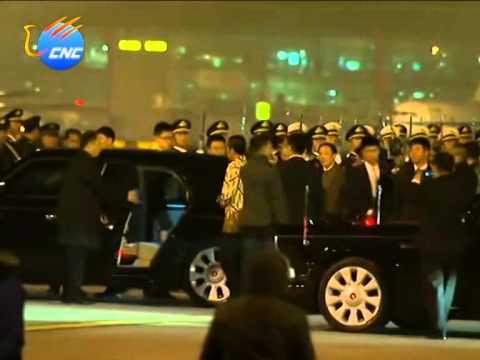 APEC: Indonesian President Joko Widodo arrives in Beijing