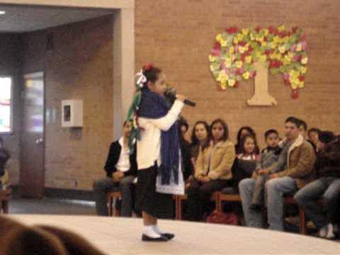 Poema a la Virgen de Guadalupe