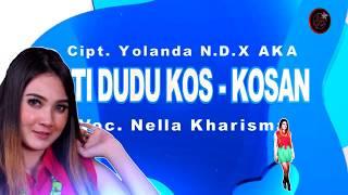 NELLA KHARISMA - ATI DUDU KOS KOSAN  PROMO ALBUM SAKURA RECORD INDONESIA