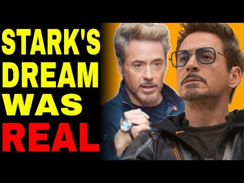 Here's Why Tony Stark's Dream Is More REAL Than You Think en streaming