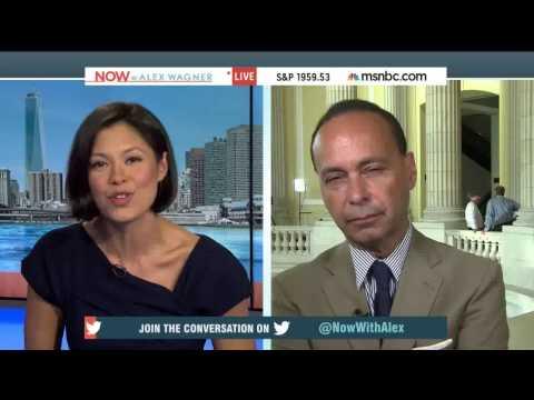 Alex Wagner Discusses Immigration w/ Rep. Gutierrez