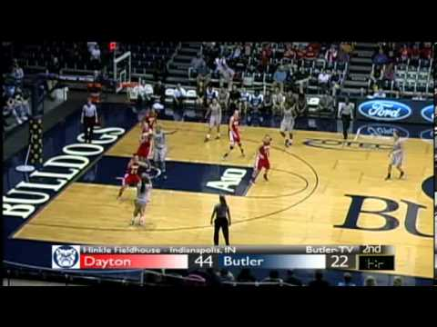 Women's Basketball: #17 Dayton 82, Butler 39