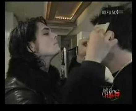 My Chemical Romance - Interview on Fusetv