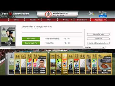 Fifa 12 Pack Attack, Ep 1.