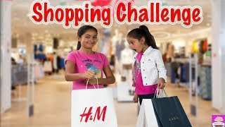 OUTFIT SHOPPING CHALLENGE SIS vs SIS! ANY STORE w/ $100 BUDGET🛍️🛍️  Who WINS?