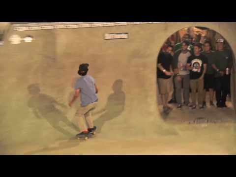 willy lara tampa am 2016 concrete jam raw footage