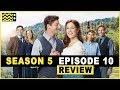 When Calls the Heart Season 5 Episode 10 Review w/ Brian Bird & Alfonso Moreno | AfterBuzz TV MP3