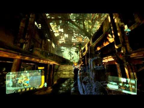 Crysis 3 Gameplay HD - Nvidia Geforce GTX 660 Ti - Ultra Settings DirectX 11 - 1920x1080