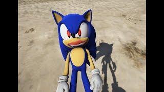 GTA 5 - Trò chơi kinh dị Sonic.exe | GHTG