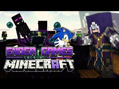 Sonic hasst Delfine! - Minecraft Ender Games Ep. 34 | VeniCraft