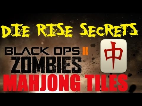 Die Rise: Mahjong Tile Location Guide - All Locations ONLY