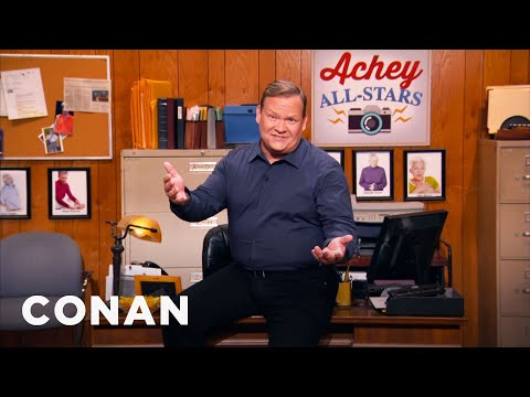 Andy Richter Presents Achey All-Stars