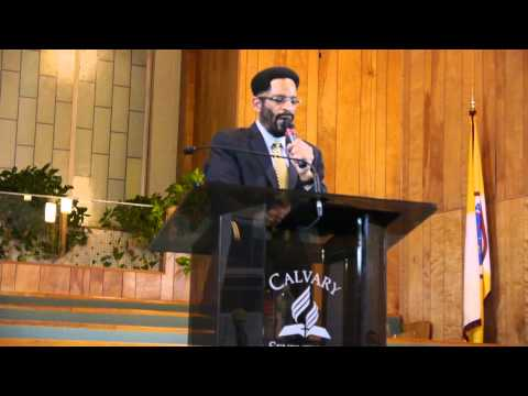Dr. Ron Smith At Calvary SDA Church