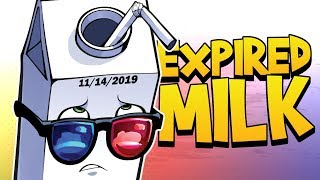 EXPIRED MILK #11 (Leftover Funny Moments)