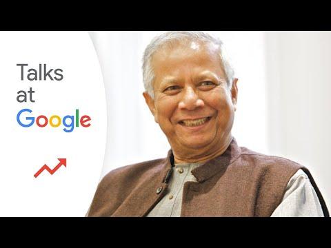 Authors@Google: Muhammad Yunus