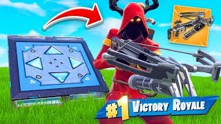 I used *VAULTED* Weapons To WIN Fortnite!