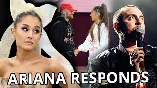 Download Lagu Ariana Grande REACTS To Mac Miller Overdose Gratis STAFABAND
