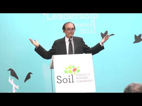 Few Moments of ILC 2014: Harsh Mariwala School of Inspired Leadership