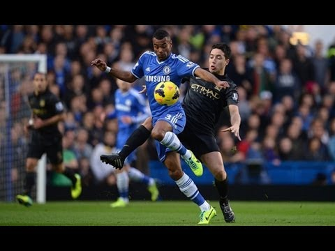 Samir Nasri vs Chelsea F.C. (A) 13/14 PL By ChequeredCrown