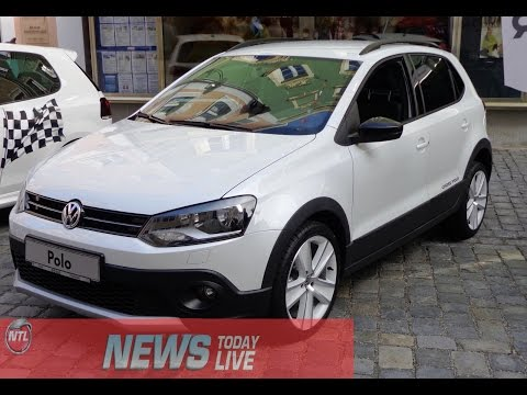 Volkswagen Cross Polo Diesel Interiors and Engine Specifications Review India 2013