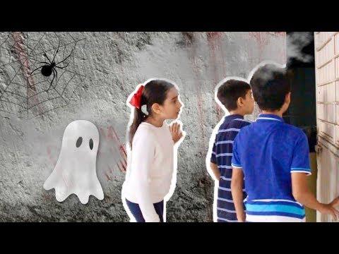 ¡EL MISTERIO DE LA CASA EMBRUJADA! / Halloween - Gibby :)