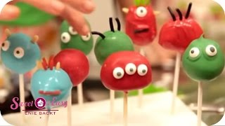 Monster Cake Pops backen | Sweet & Easy - Enie backt