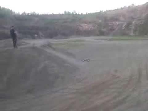 Steinbruch mit HPI Baja 5B