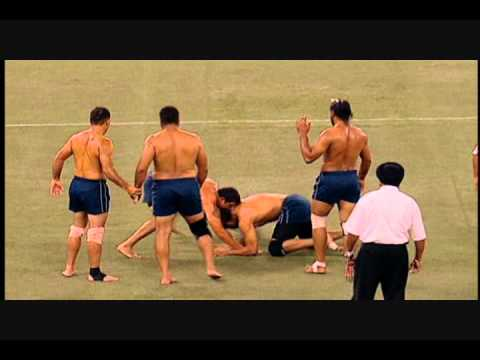 Kabaddi Cup Canada-2009 1st  Game Usa Vs India Part-2-2   Www.rurkee.wmv video