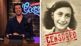 TRUE STORY: Anne Frank's Dirty Jokes! Our Favorites…   Louder With Crowder