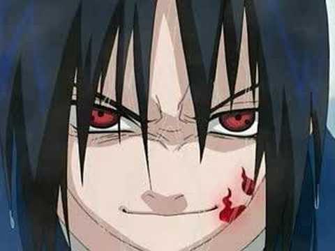 Naruto Vs. Sasuke Linkin Park-crawling video