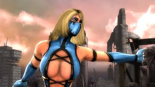 MK9 | Blonde Mileena Expert Ladder By Eh SnOwY [ No Losses ] [PC]