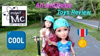 Project MC2 | Smart is the New Cool | CAMRYN'S RC HOVERBOARD AND ADRIENNE'S LEMON SOAP EXPERIMENT!