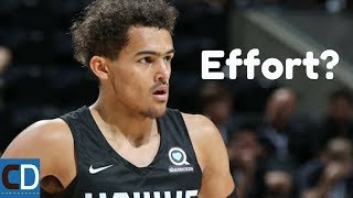 Will Trae Young Care Enough About Defense?