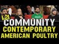 Community   1x21 Contemporary American Poultry   Group Reaction