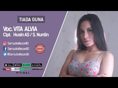 Vita Alvia - Tiada Guna (Official Music Video)