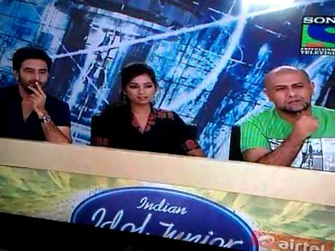 Indian Idol Junior Sugandha Date from Nagpur