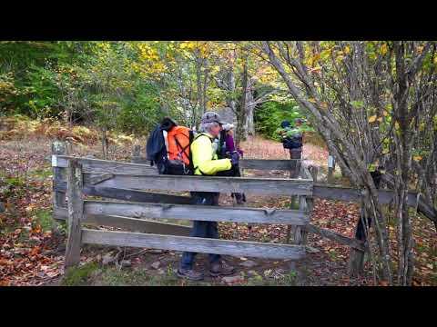 Grayson Highlands/Mt Rogers Backpacking Weekend Loop