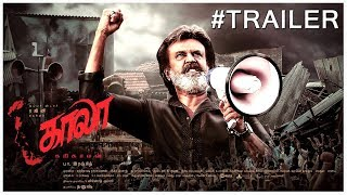Kaala (HINDI) - Official Trailer | Rajinikanth | Pa Ranjith | Dhanush | Santhosh Narayanan
