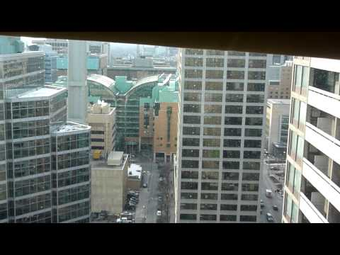 Schindler traction elevator – Delta Chelsea Hotel