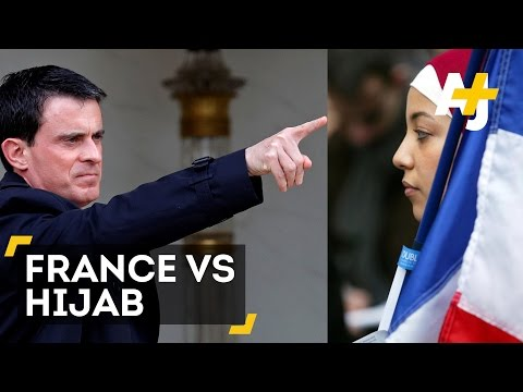 French PM Wants To Ban Hijab In Universities