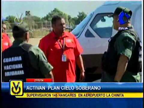 Activan Plan Cielo Soberano en el Zulia