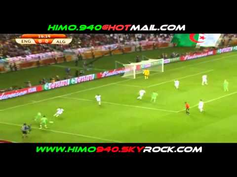 Algerie vs England HD Music Videos