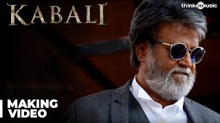 Kabali Tamil Movie Making Video